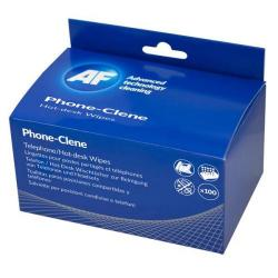 Cheap Stationery Supply of AF Phone-Clene Wet/Wet Sachet (Pack of 100 Sachets) APHC100 Office Statationery