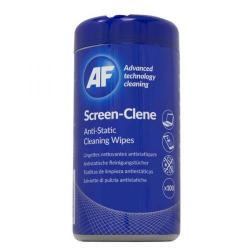 Cheap Stationery Supply of AF Screen-Clene Wipes (Tub of 100 Wipes) ASCR100T Office Statationery