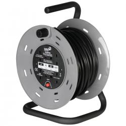 Cheap Stationery Supply of Extension Reel 25 Metre 13 Amp 4 Socket with Carry Handle Office Statationery