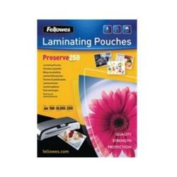 Cheap Stationery Supply of Fellowes Laminating Pouches 500 Micron for A4 54018 Pack of 100 Office Statationery