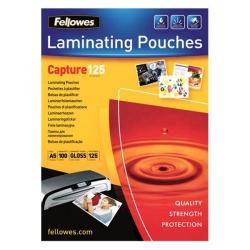 Cheap Stationery Supply of Fellowes Laminating Pouches 250 Micron for A5 5307301 Pack of 100 Office Statationery