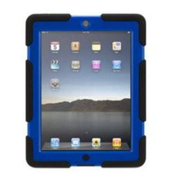 Cheap Stationery Supply of Griffin Survivor Case (Black/Blue) for iPad 2, iPad 3, and iPad (4th gen) GB35380-2 Office Statationery