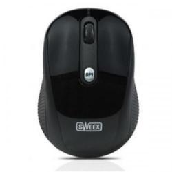 Cheap Stationery Supply of Sweex MI405 Wireless Mouse USB (Black) MI405 Office Statationery