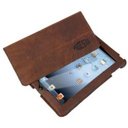 Cheap Stationery Supply of Pride And Soul Slade Leather Tablet Case (Brown) 47185 Office Statationery