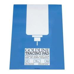 Cheap Stationery Supply of Goldline Professional Tracing Pad 90gsm 50 Sheets A2 GPT1A2Z GPT1A2Z Office Statationery