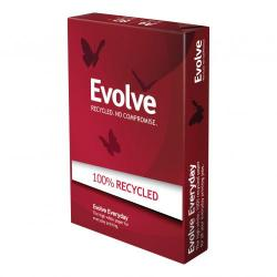 Cheap Stationery Supply of Evolve Everyday Paper FSC Recycled Ream-wrapped 80gsm A4 White EVOL80A4 500 Sheets Office Statationery