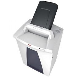 Cheap Stationery Supply of HSM Securio AF500 (4.5x30mm) AutoFeed Document Shredder Particle Cut 500-Sheets 82L Level-4 (White/Black) 210811 Office Statationery