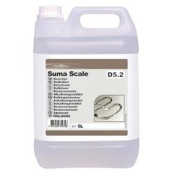 Cheap Stationery Supply of Diversey Suma Scale D5.2 (5L) Limescale Remover (Pack of 2) 7516314 Office Statationery