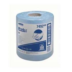 Cheap Stationery Supply of Wypall L20 Wipers Centrefeed Roll (Blue) 7492 Office Statationery