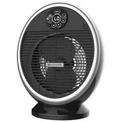 Cheap Stationery Supply of Bionaire (2.2kW) Oscillating Fan Heater with 2 Heat Setting BFH004 Office Statationery