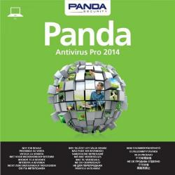 Cheap Stationery Supply of Panda Security Antivirus 2014 (1 License 12 Months) DVD B12AP14DVD1 Office Statationery