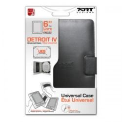 Cheap Stationery Supply of Port Designs Detroit IV Universal Tablet  Case (Black) for 6 inch E-reader 201253 Office Statationery