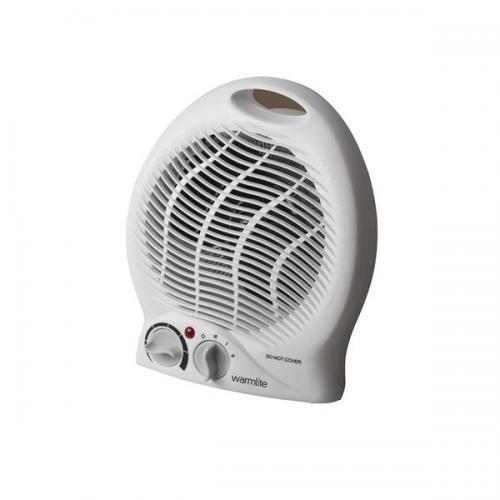 Warmlite WL44002 2000W Upright Fan