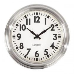 Cheap Stationery Supply of ECC 10 Inch Stainless Steel Wall Clock ECC010 Office Statationery