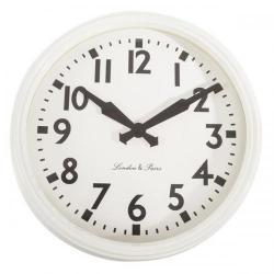 Cheap Stationery Supply of ECC 15 Inch Iron Frame Wall Clock ECC013 Office Statationery