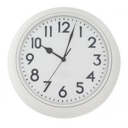 Cheap Stationery Supply of ECC 12.5 Inch Cream Station Clock ECC006 Office Statationery
