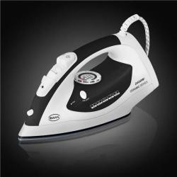 Cheap Stationery Supply of Swan 2400W Black Ceramic Sole Plate Iron SI3030BLKN Office Statationery