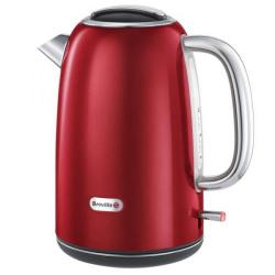 Cheap Stationery Supply of Breville 1.7 Litre Carnelian Red Jug Kettle VKJ565 Office Statationery