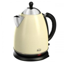 Cheap Stationery Supply of Swan 1.7 Litre Jug Kettle Cream SK24010CREN Office Statationery