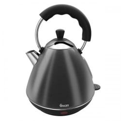 Cheap Stationery Supply of Swan 2 Litre Pyramid Graphite Kettle SK261030GRAN Office Statationery
