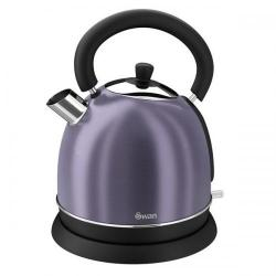 Cheap Stationery Supply of Swan 1.8 Litre Plum Dome Kettle SK261020PLUN Office Statationery
