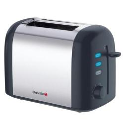 Cheap Stationery Supply of Breville 2 Slice Polished Stainless Steel Toaster VTT212 Office Statationery