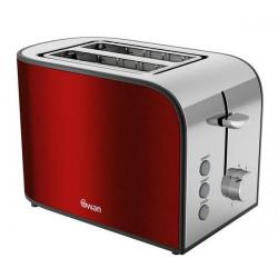 Cheap Stationery Supply of Swan 2 Slice Rouge Toaster ST17020ROUN Office Statationery