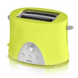 Cheap Stationery Supply of Swan 2 Slice Lime Toaster ST10030LIMN Office Statationery