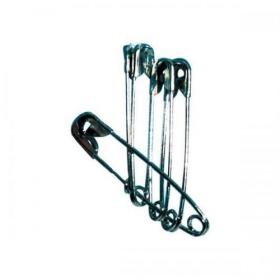 Wallace Cameron First-Aid Safety Pins Assorted Sizes Ref 4823012 Pack of 36