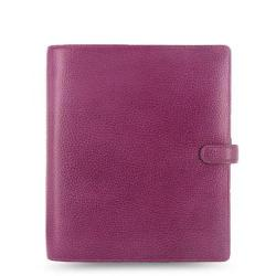 Cheap Stationery Supply of Filofax Finsbury (A5) Leather Personal Organiser (Raspberry) 025371 Office Statationery