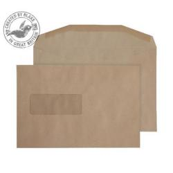 Cheap Stationery Supply of Purely Everyday Manilla Gummed Mailing Wallet Window C5+ 162x238 1009 Pk 500 *10 Day Leadtime* Office Statationery