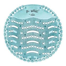 Cheap Stationery Supply of P-Wave Urinal Screens Ocean Mist WZDS60OM Pack of 10 Office Statationery