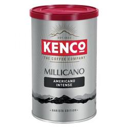 Cheap Stationery Supply of Kenco Millicano (95g) Wholebean Instant Dark Roast Coffee in a Tin 668980 Office Statationery
