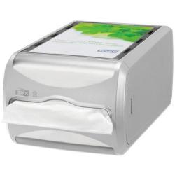Cheap Stationery Supply of Tork Xpressnap Counter Napkin Dispenser One-at-a-Time Grey 272513 Office Statationery