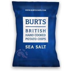 Cheap Stationery Supply of Burts Crisps (40g) Sea Salt Flavour (Pack of 20) BURT1 Office Statationery