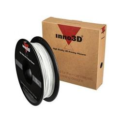 Cheap Stationery Supply of Inno3D PLA Filament for 3D Printer 1.75x200mm 0.5kg White 3DPFP175WH05 Office Statationery
