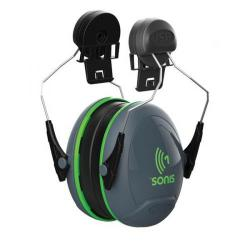 Cheap Stationery Supply of JSP Sonis 1 Ear Defenders Low Attenuation Helmet-mounted AEB010-0CY-8G1 Office Statationery