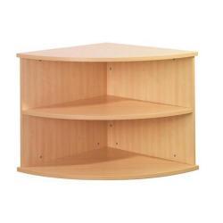 Cheap Stationery Supply of Sonix Office Furniture (80x73cm) Corner Unit (Beech) w9049b Office Statationery