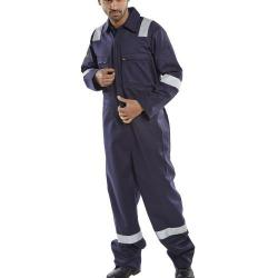 Cheap Stationery Supply of Click Fire Retardant Burgan Boilersuit Anti-Static Size 48 Navy CFRASBBSN48 *Up to 3 Day Leadtime* Office Statationery