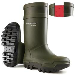 Cheap Stationery Supply of Dunlop Purofort Thermo Plus Safety Wellington Boot Size 6 Green C66293306 *Up to 3 Day Leadtime* Office Statationery