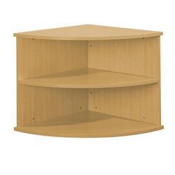 Cheap Stationery Supply of Sonix Office Furniture (80x73cm) Corner Unit (Oak) w9049o Office Statationery