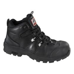 Cheap Stationery Supply of Rockfall Peakmoor Hiker 100% Non-Metallic Fibreglass Toecap Size 6 Blk TC4200-6 *5-7 Day Leadtime* Office Statationery