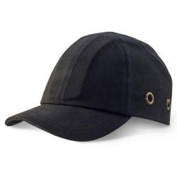 Cheap Stationery Supply of B-Brand Safety Baseball Cap Black BBSBCBL *Up to 3 Day Leadtime* Office Statationery