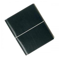 Cheap Stationery Supply of Filofax Domino Personal Organiser (A5) Black with Elastic Closure 27868 Office Statationery