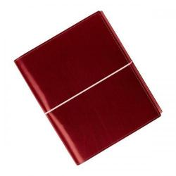 Cheap Stationery Supply of Filofax Domino Personal Organiser (A5) Red for Elastic Closure 27872 Office Statationery