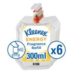Cheap Stationery Supply of Kleenex Botanics Botanics Aircare Energy Refill 300ml 6188 Pack of 6 Office Statationery