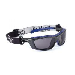 Cheap Stationery Supply of Bolle Baxter Platinum Safety Glasses Smoke BOBAXPSF *Up to 3 Day Leadtime* Office Statationery