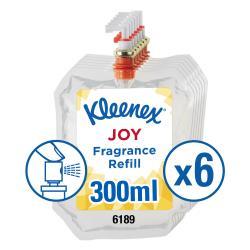 Cheap Stationery Supply of Kleenex Botanics Botanics Aircare Joy Refill 300ml 6189 Pack of 6 Office Statationery