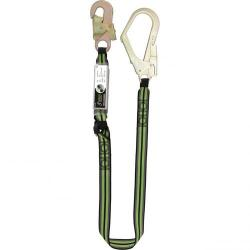 Cheap Stationery Supply of Kratos 1.5M Lanyard plus Scaff Hook HSFA30303 *Up to 3 Day Leadtime* Office Statationery