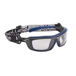 Cheap Stationery Supply of Bolle Baxter Platinum Safety Glasses Clear BOBAXPSI *Up to 3 Day Leadtime* Office Statationery